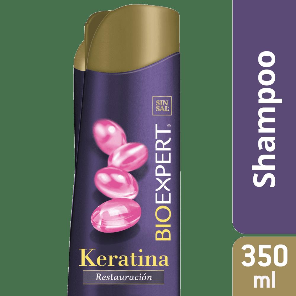 Shampoo Bioexpert Keratina 350 Ml