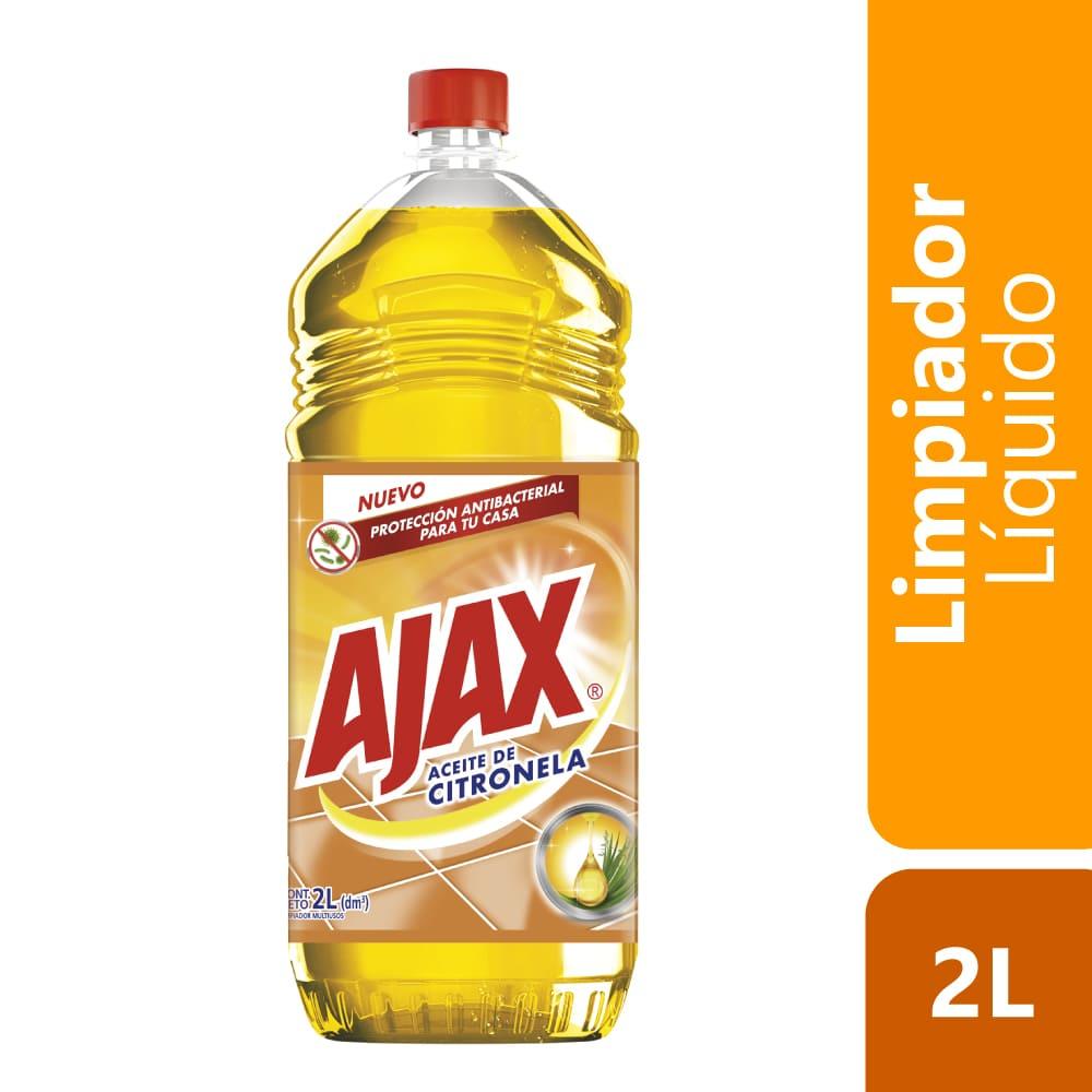 Ajax Citronela 2000 Ml
