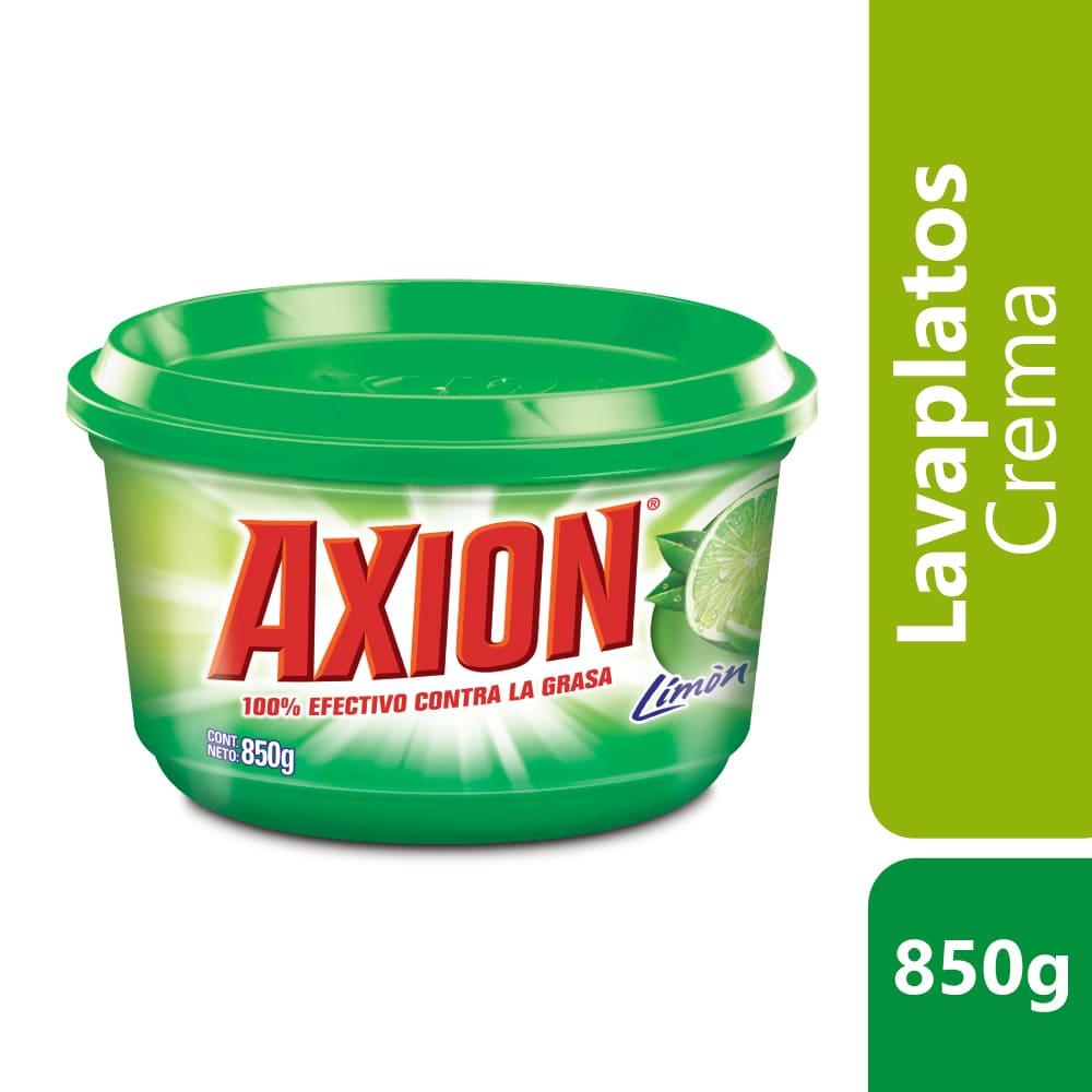 Lavaplatos Axión Limón 850 G