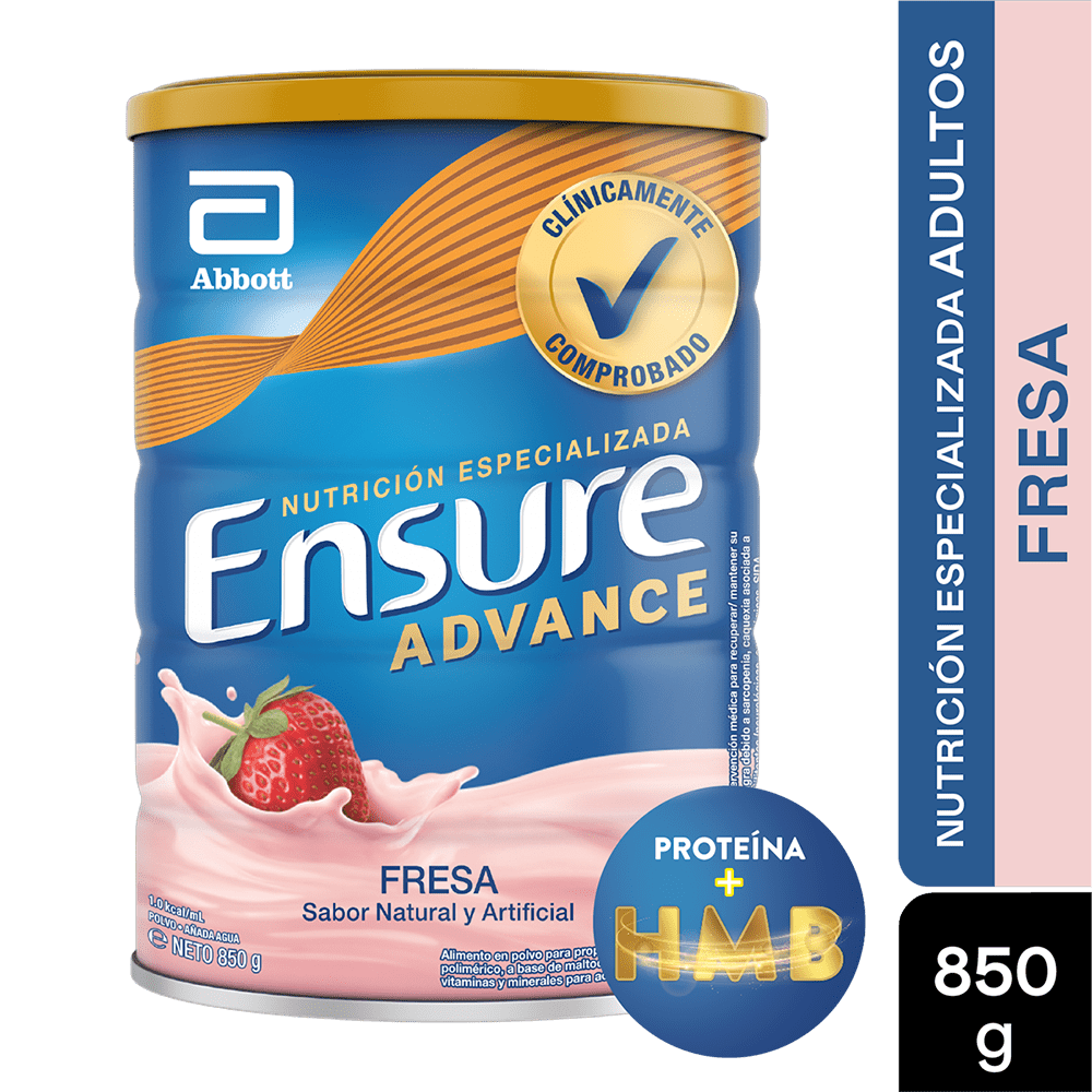 Ensure Advance Fresa 850 G