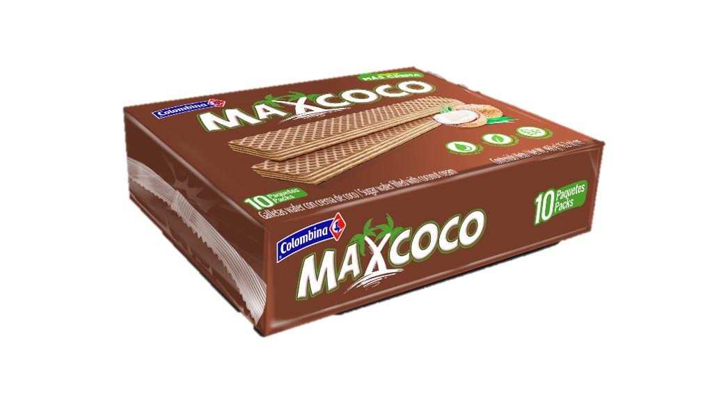 Galletas Wafer Max Coco 460 G