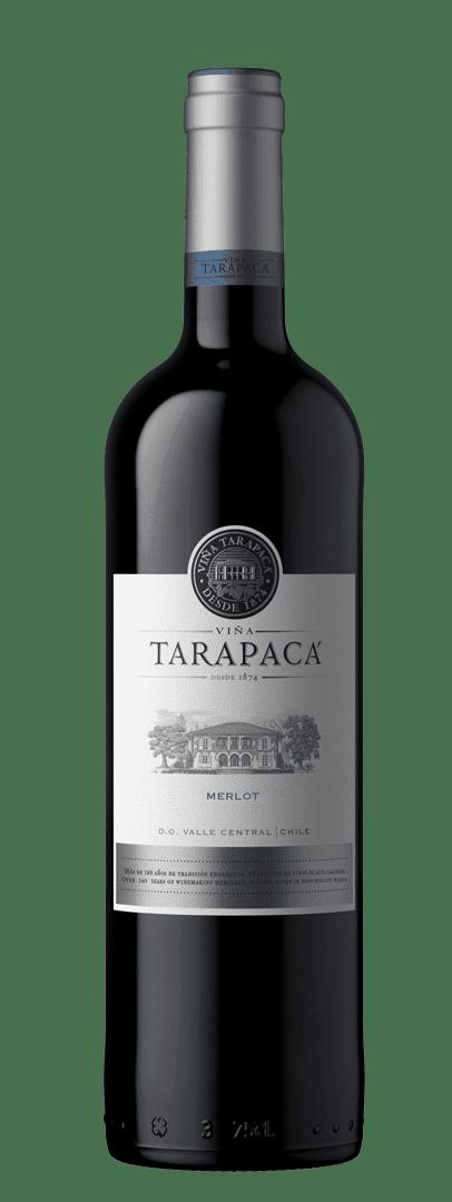 Vino Tarapaca 750 Ml Tinto Merlot