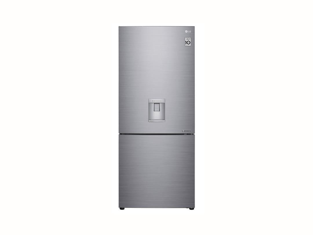 Nevera Lg 454Lts Bottom Freezer