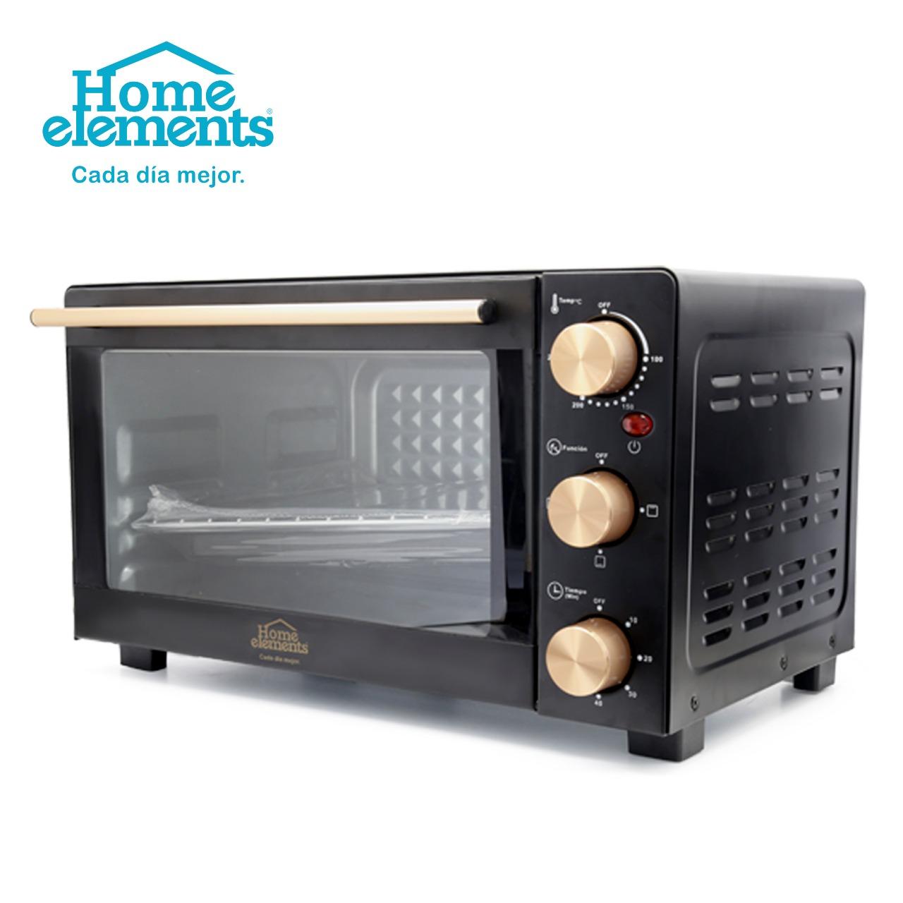 Horno Tostador Home Elements