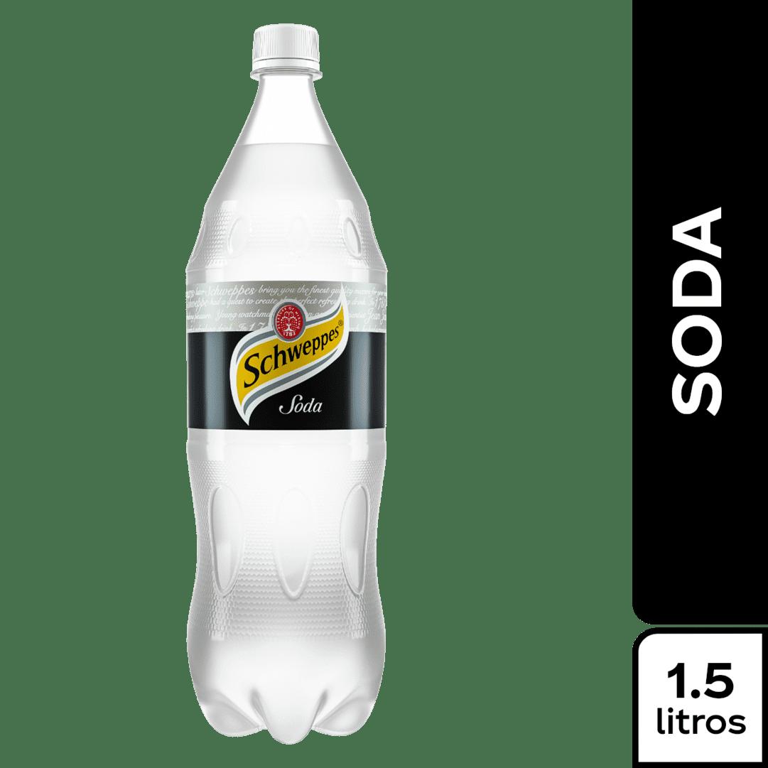 Soda Schweppes 1750 Ml