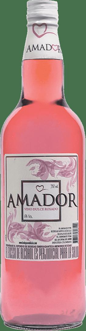 Vino Rose Amador 750 Ml