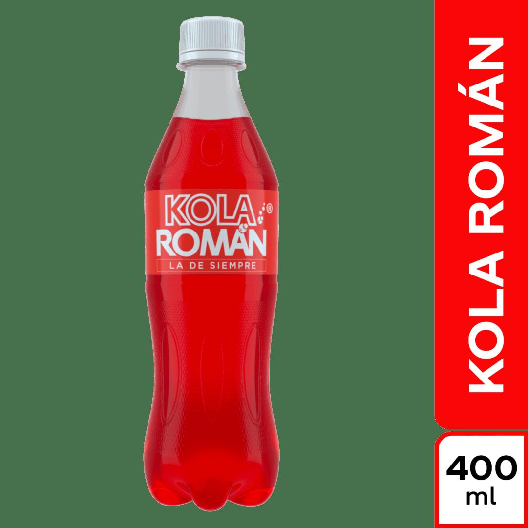 Gaseosa Kola Roman 400 Ml