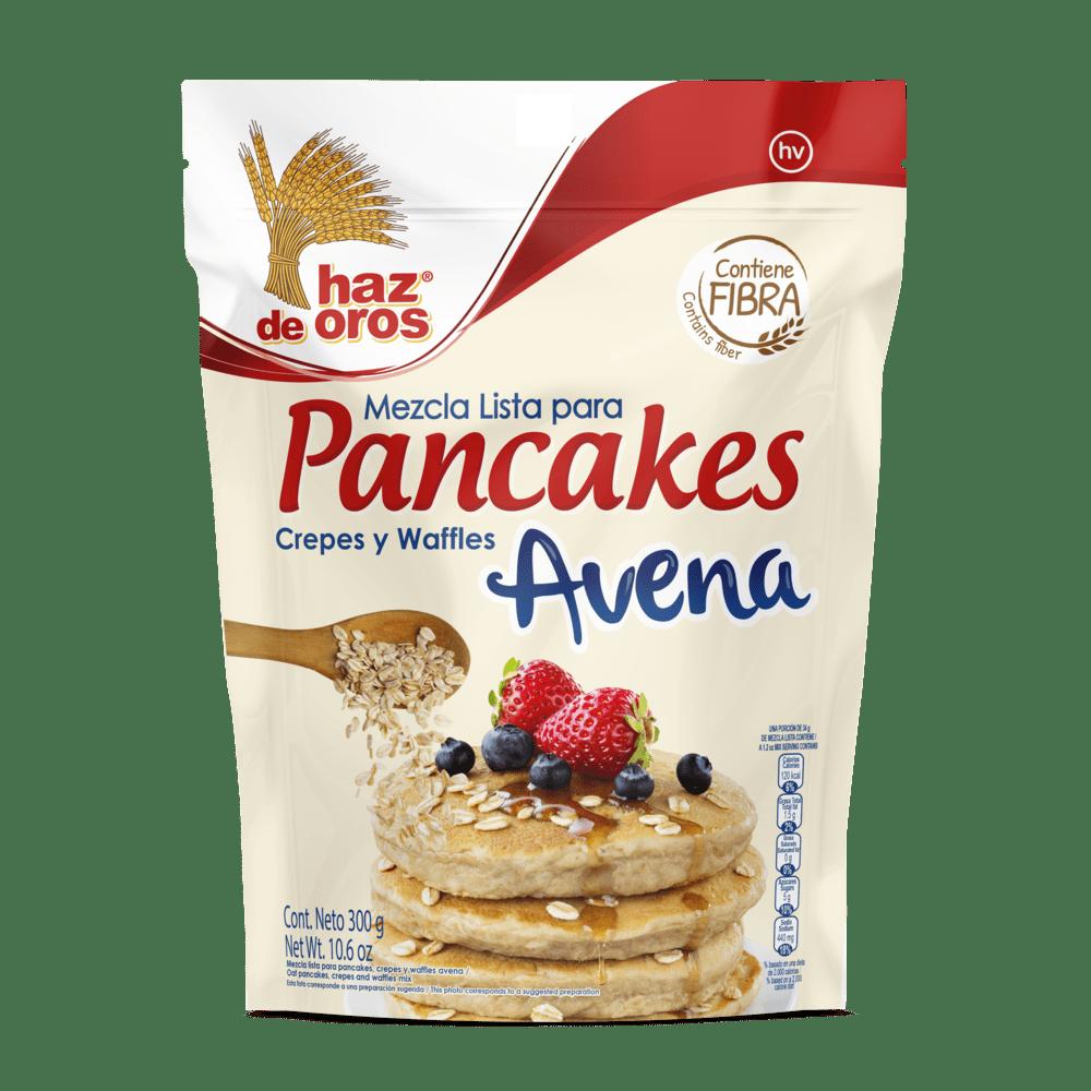 Pancakes Haz De Oros Avena 300 G