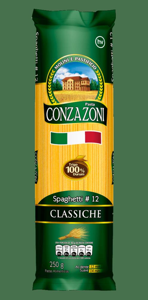 Pasta Conzazoni Spaghetti 250 G