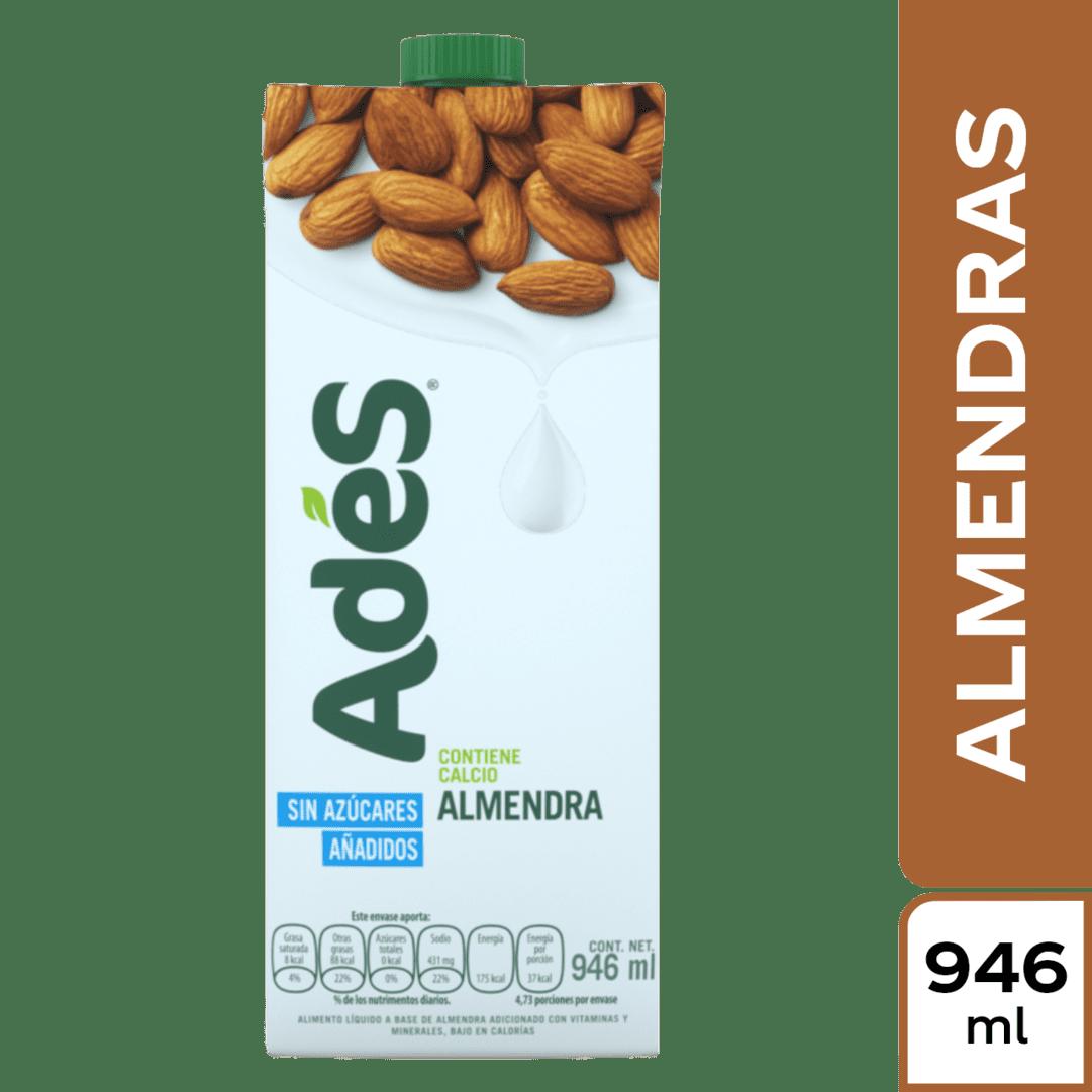 Bebida Ades Almendras 946 Ml