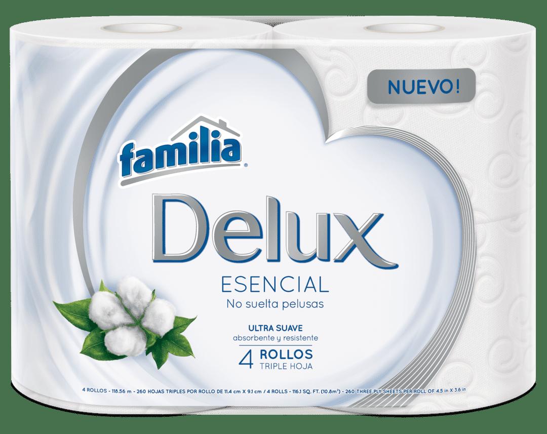 Papel Familia X4 Delux 116 M