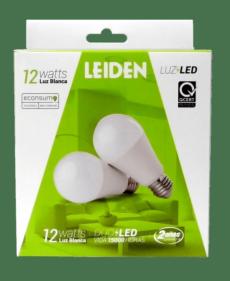 Bombillo Led Leiden L.B A60 2X12w/6000K