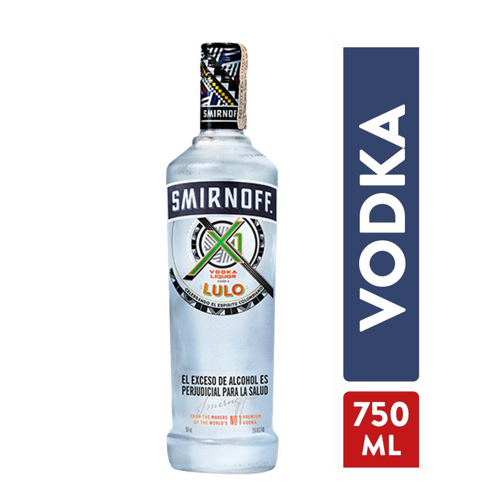 Vodka Smirnof Lulo 750 Ml