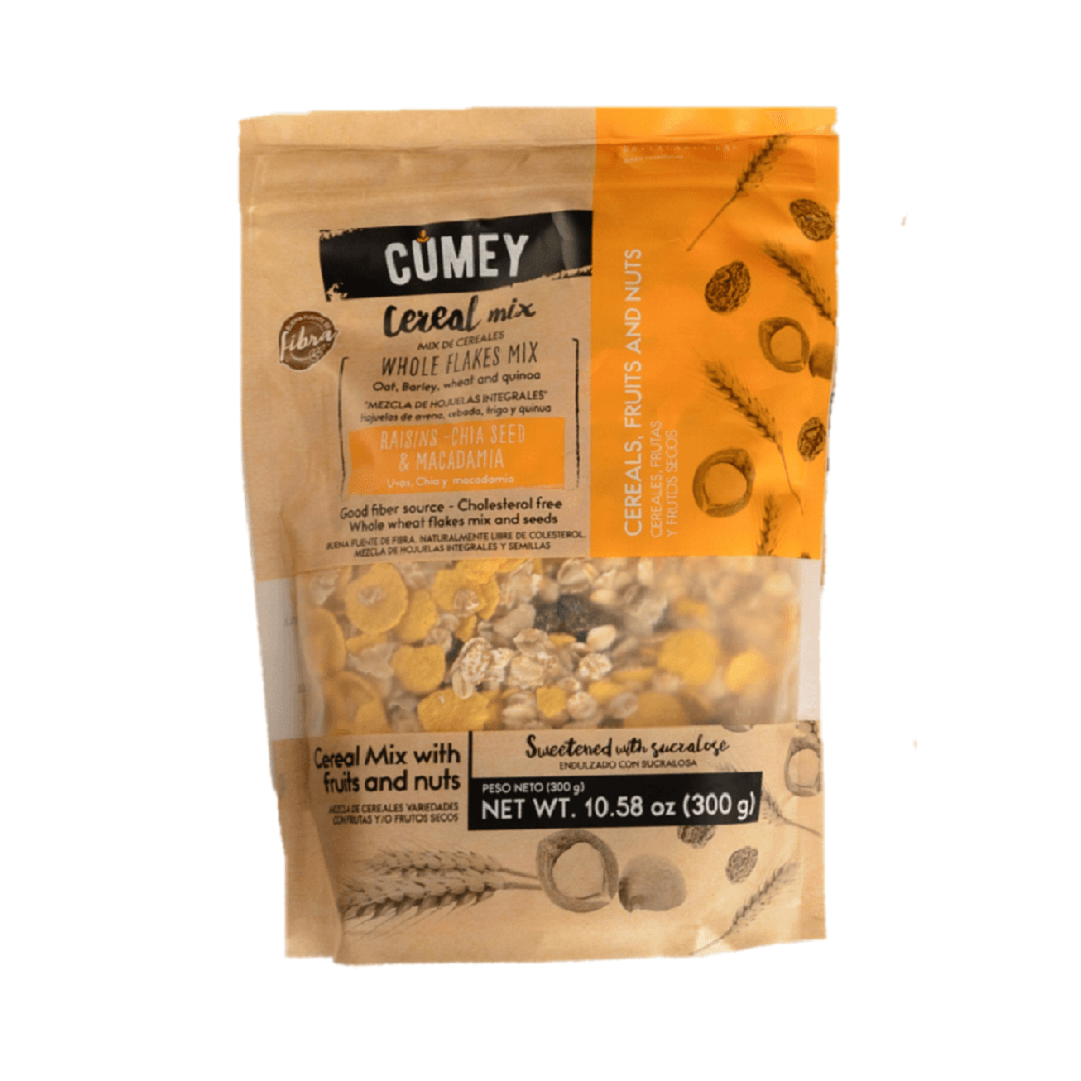 Mix Cereales Cumey Doypack 300 G