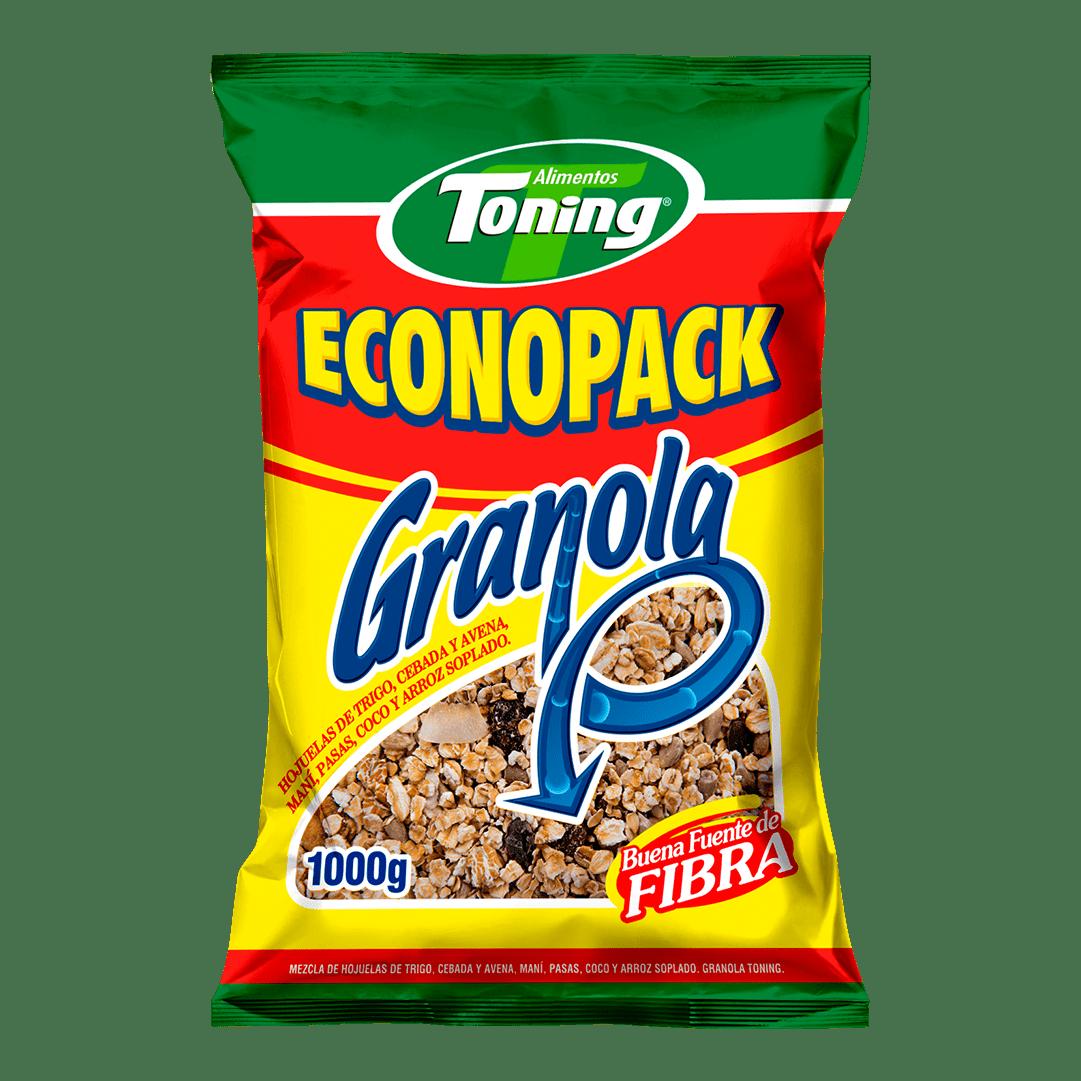 Granola Toning Econopack 1000 G