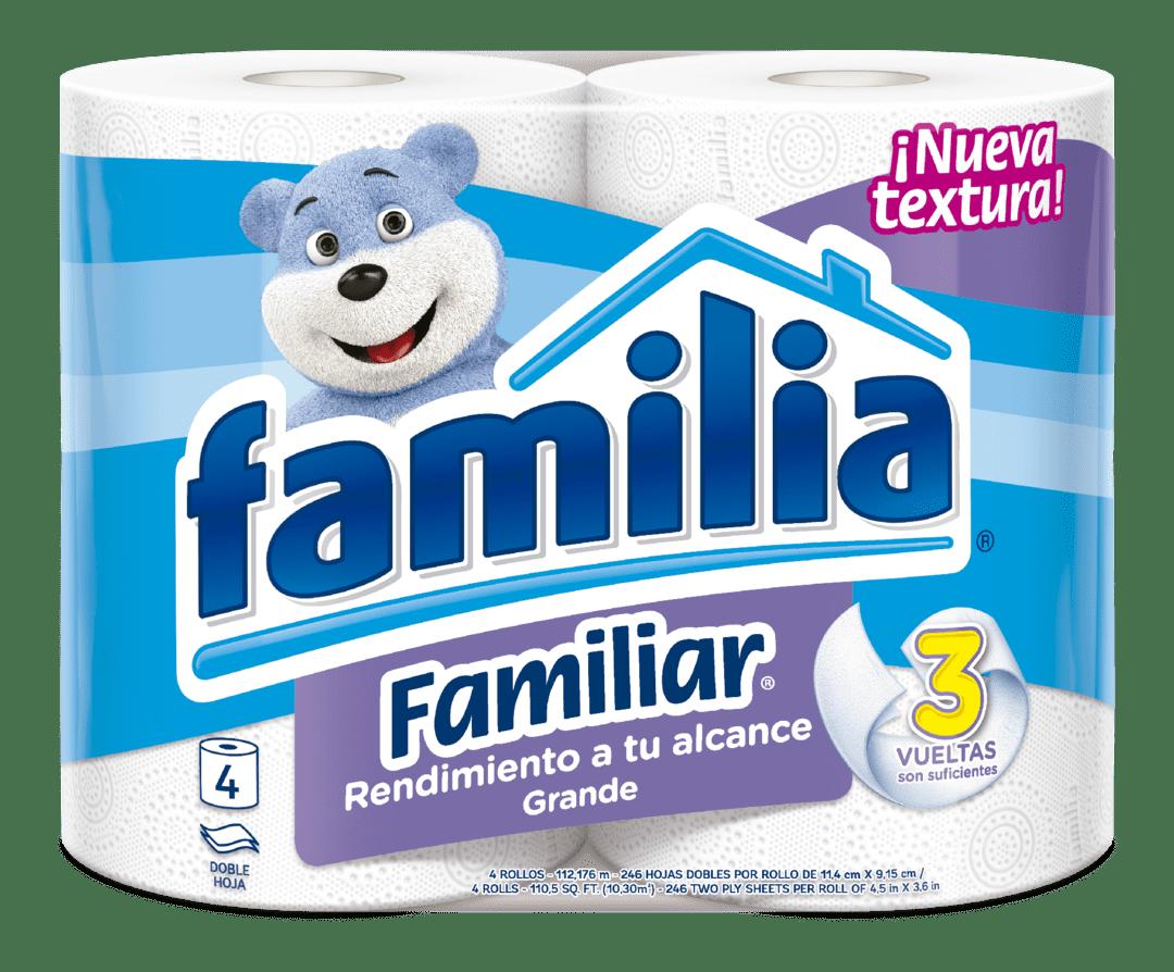 Papel Familia X4 Familiar 112 M