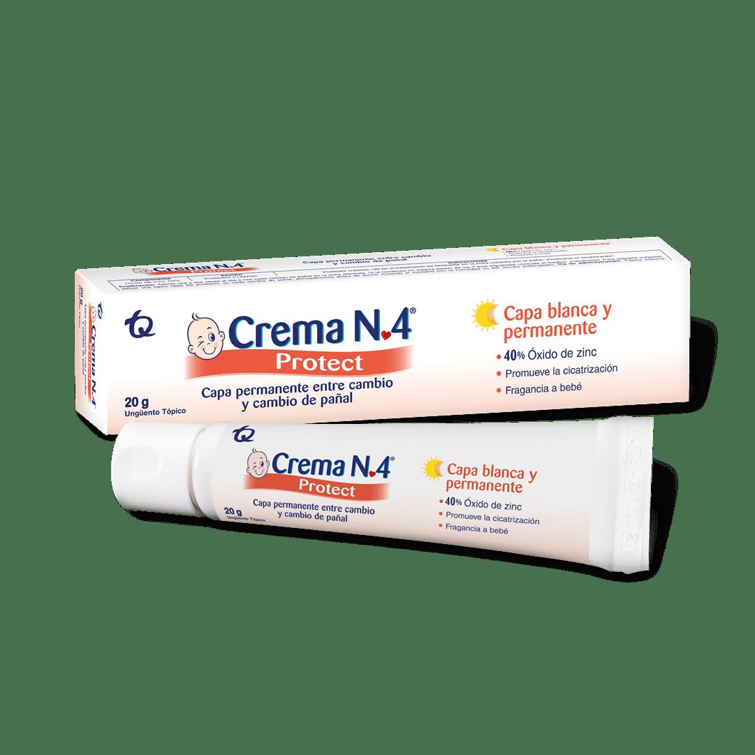 Crema N. 4 Protect 20 G