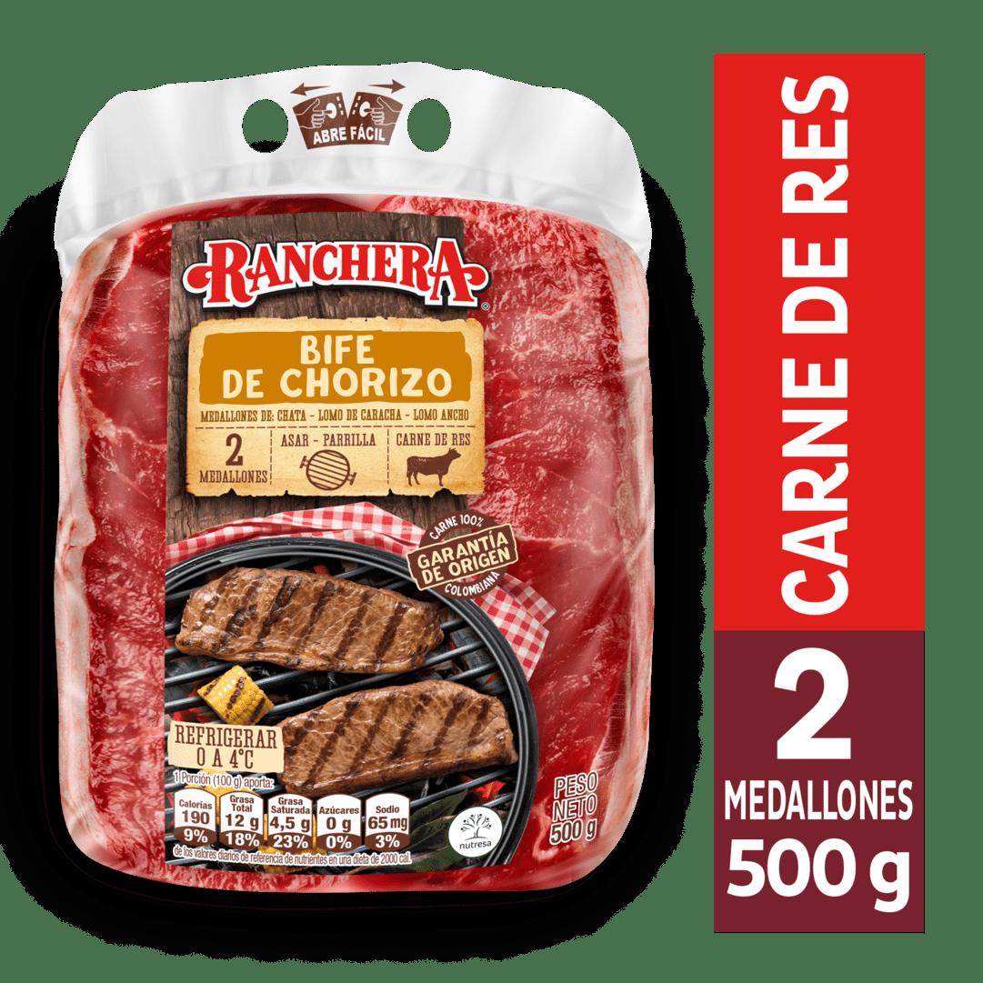 Biffe De Chorizo Ranchera 500 G