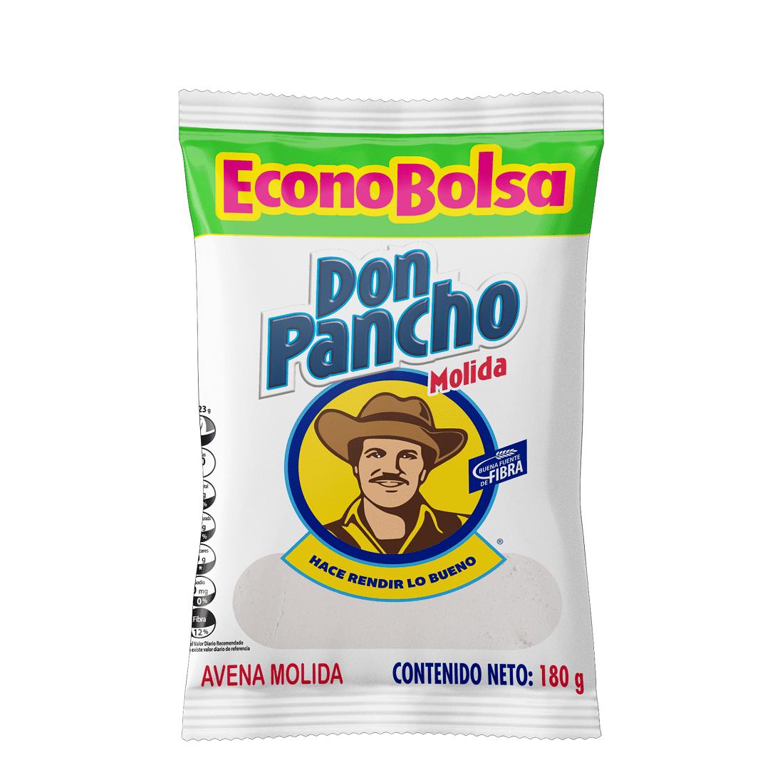 Avena Don Pancho Harina 180 G
