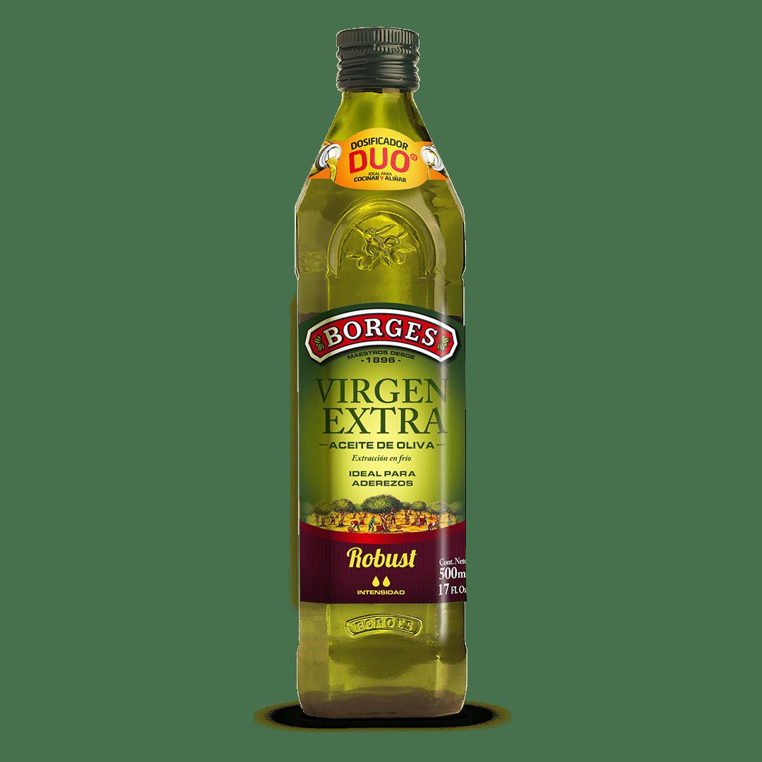 Aceite De Oliva Borges Rubusto 500 Ml
