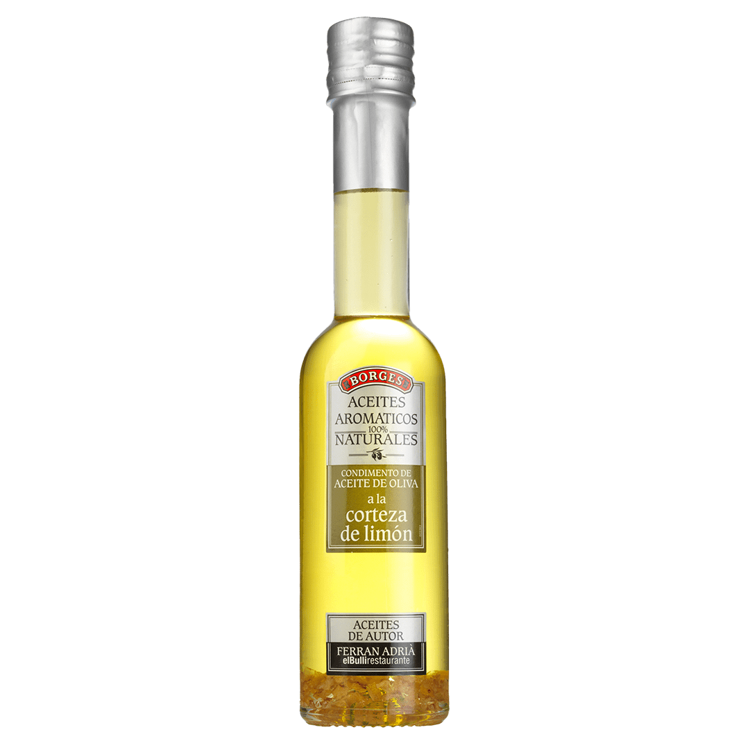 Aceite De Oliva Borgescorteza Limón 200 Ml
