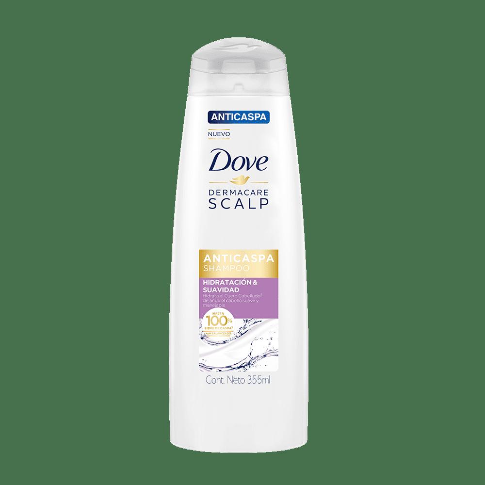 Shampoo Dove Hidratación Y Suavidad 355 Ml