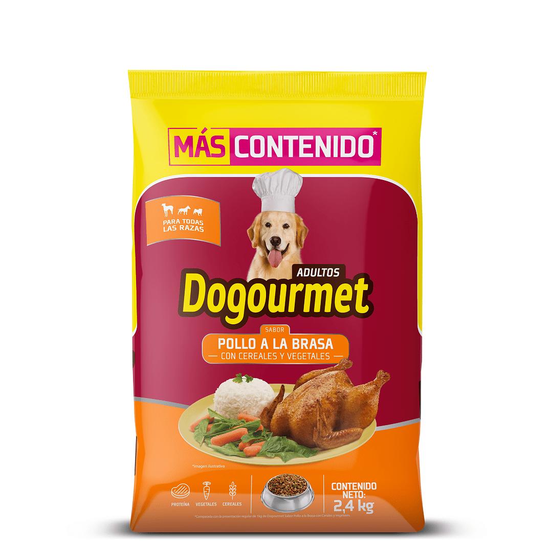 Dogourmet Pollo A La Brasa 2K + 400G Precio Especial