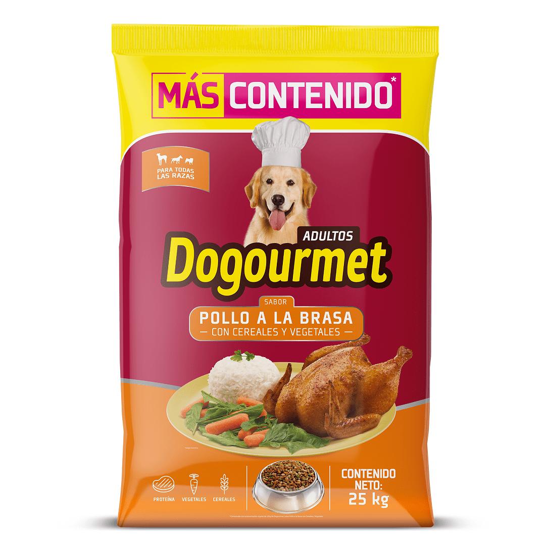 Dogourmet Pollo A La Brasa 22K + 3K Precio Especial