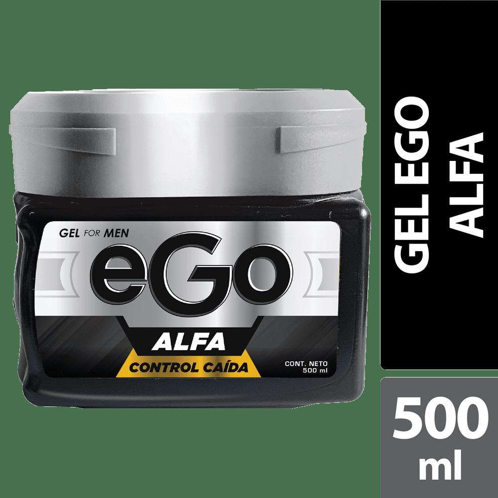 Gel Ego Alfa Control Caida 500 Ml