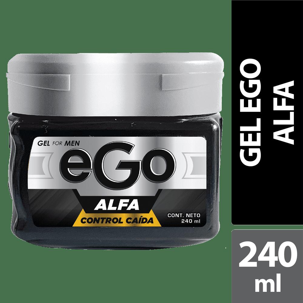 Gel Ego Alfa Control Caida 240 Ml