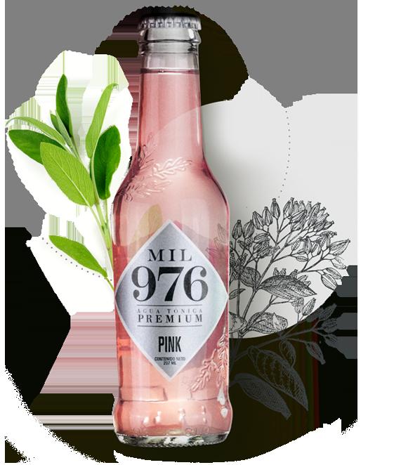 Agua Tonica 207 Ml Pink Mil 976