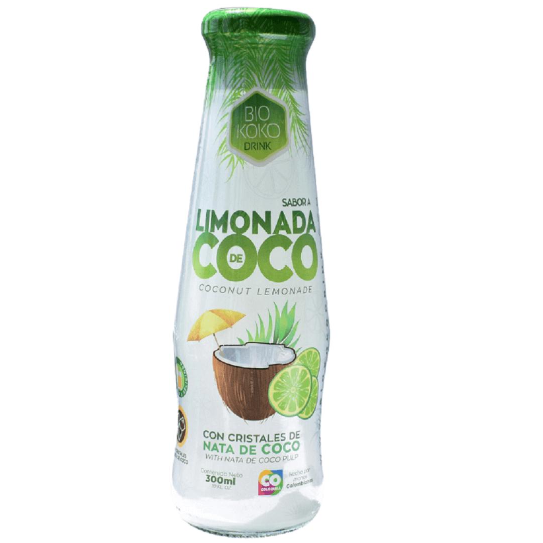 Bebida De Coco Biokoko Limonada 300 Ml