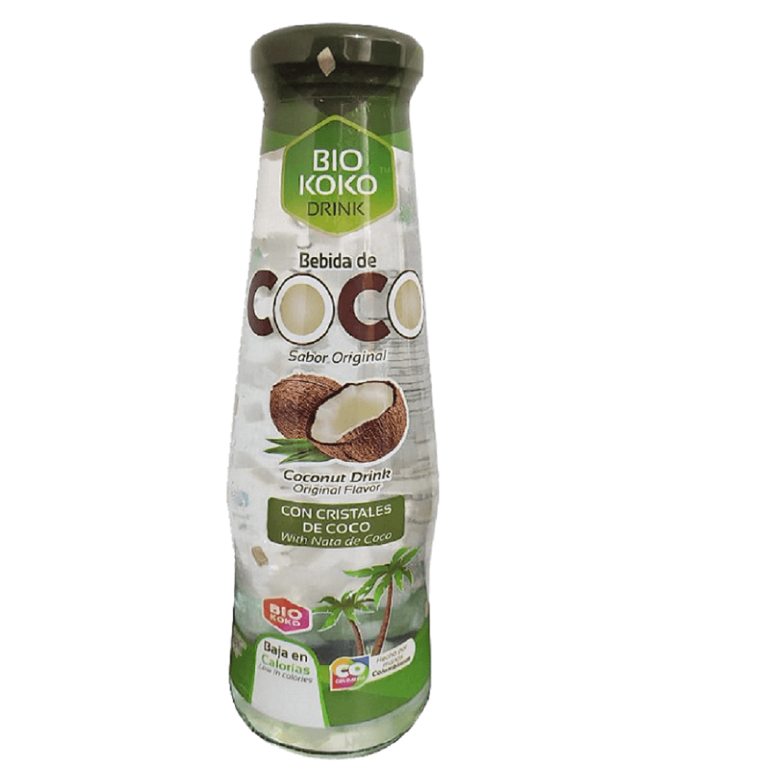 Bebida De Coco Biokoko Original 300 Ml