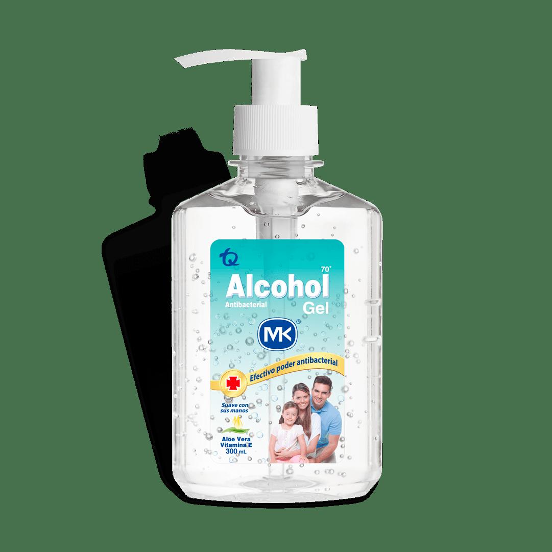 Alcohol Gel Mk 300 Ml