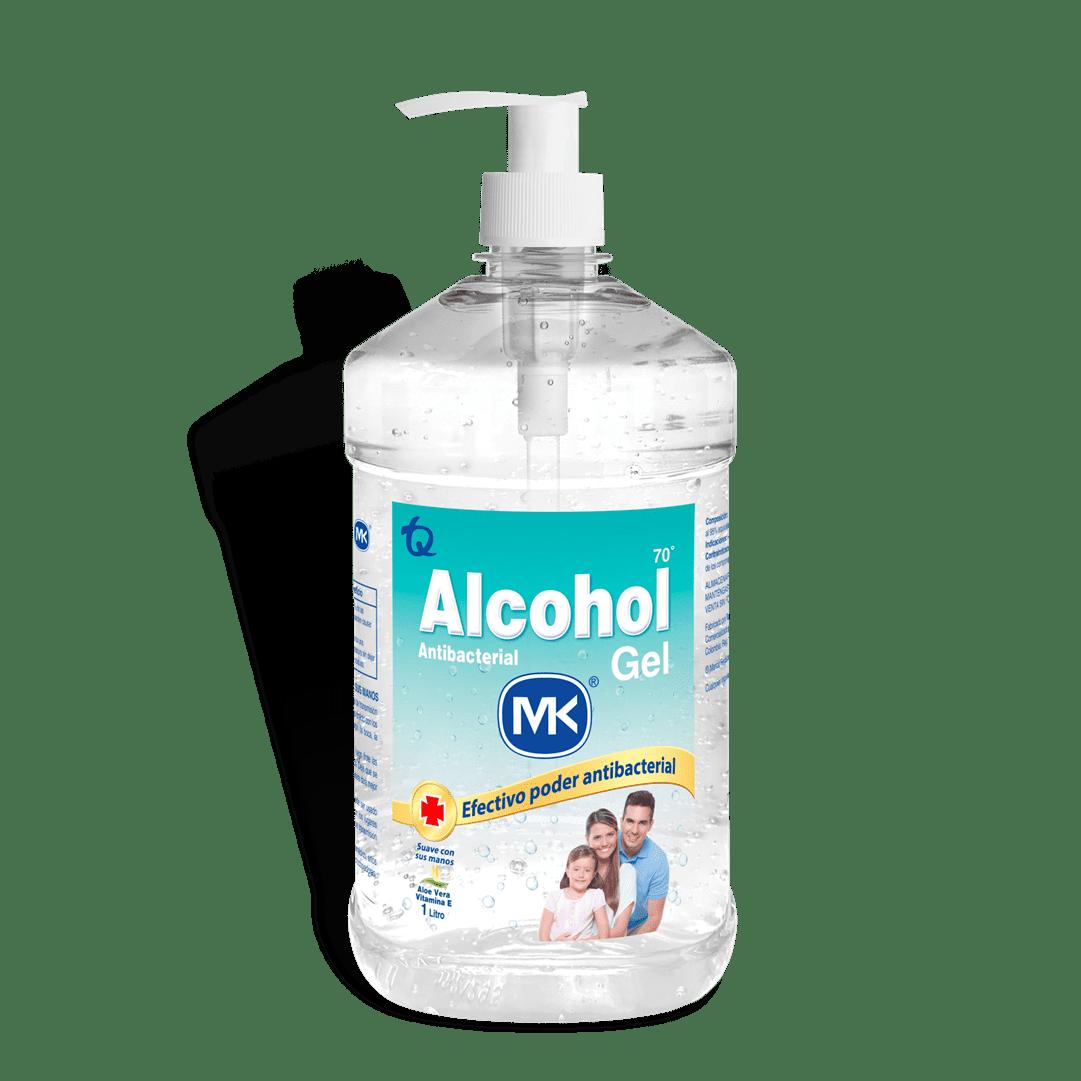 Alcohol Gel Mk 1000 Ml