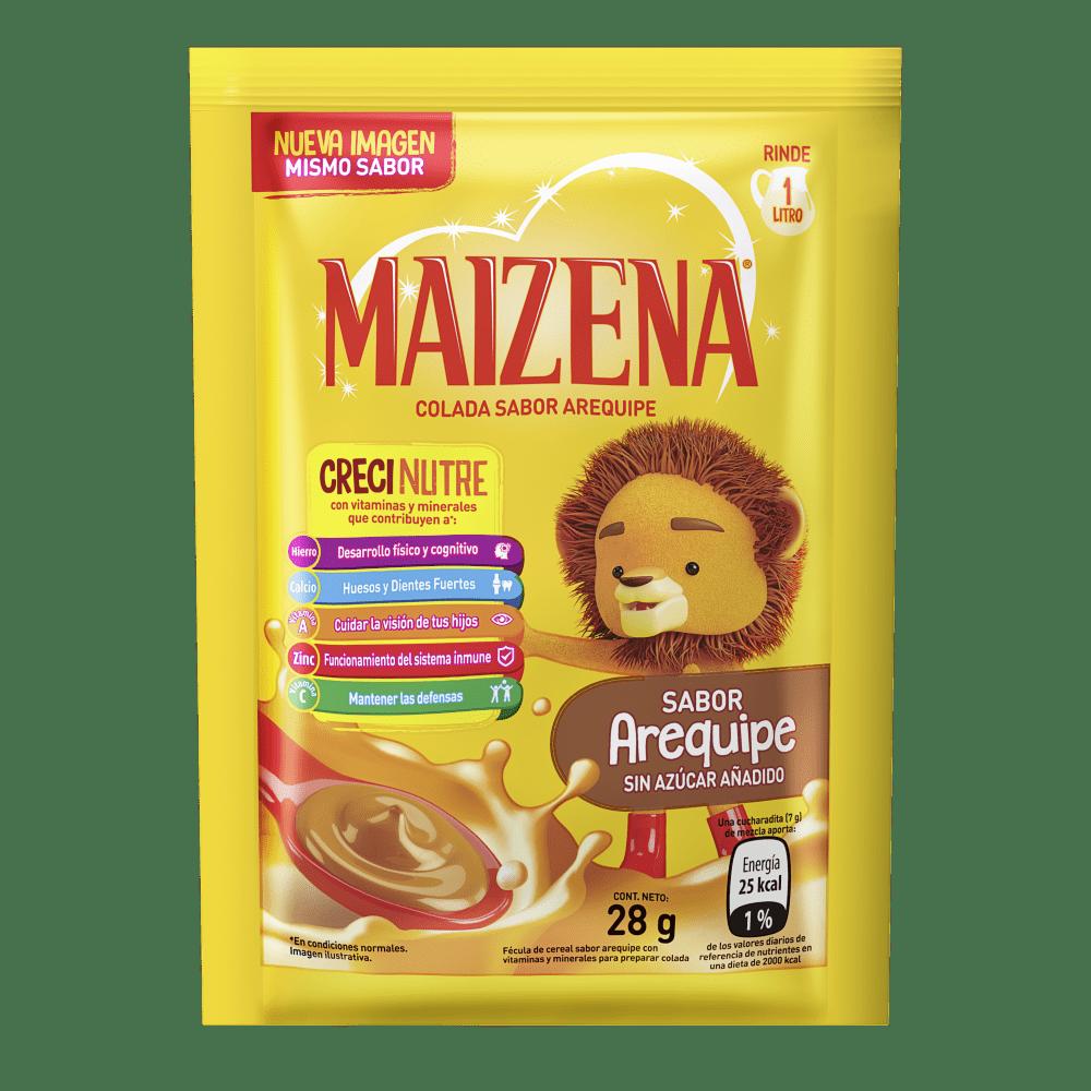 Colada Maizena Arequipe 28 G