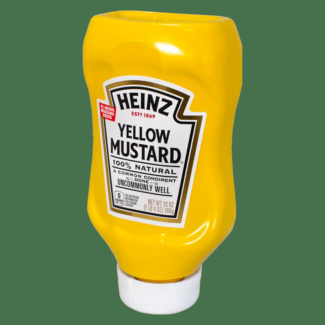 Salsa Heinz Mostaza 566 G