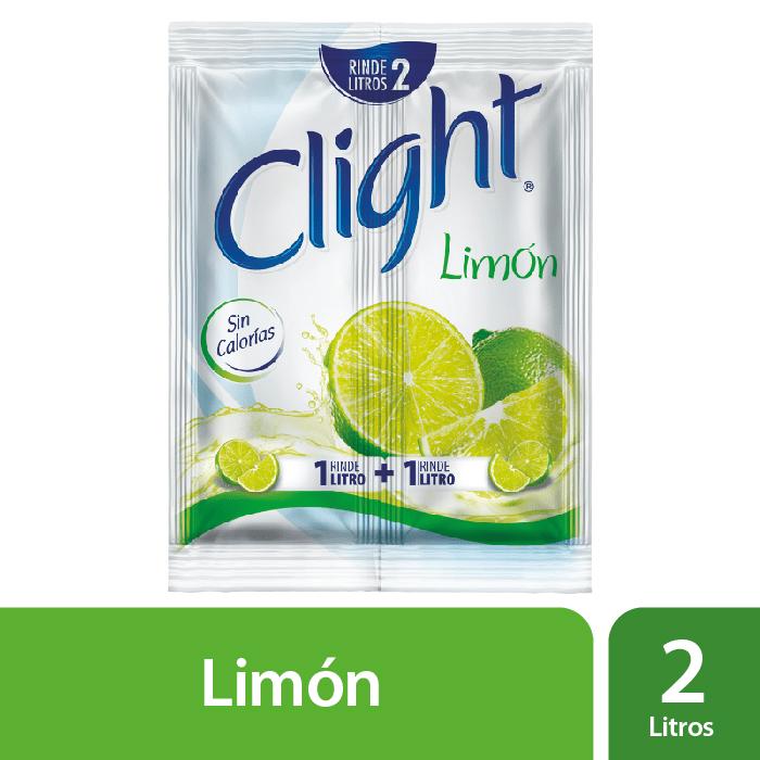 Clight Sin Calorías Limon 14 G
