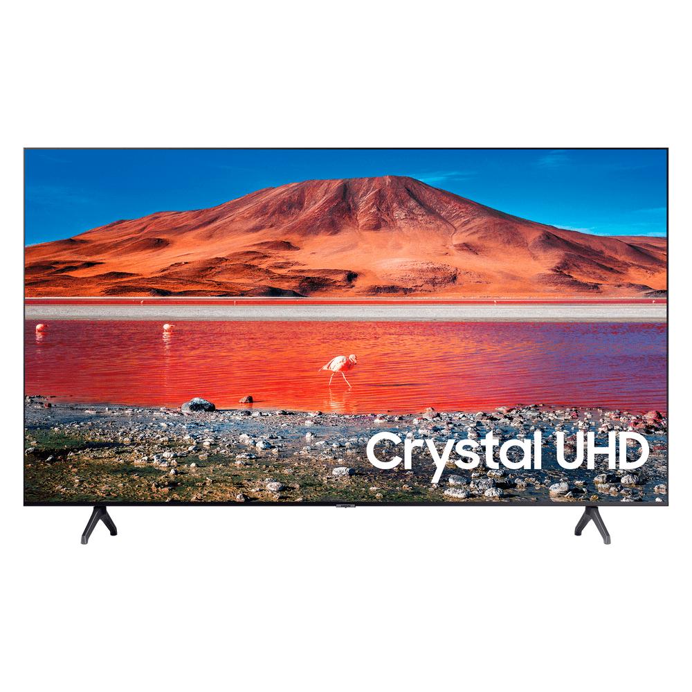 "Televisor Samsung 50"" 4K Crystal Uhd Sma"