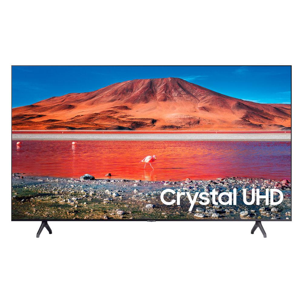 "Televisor Samsung 65"" 4K Crystal Uhd Sma"