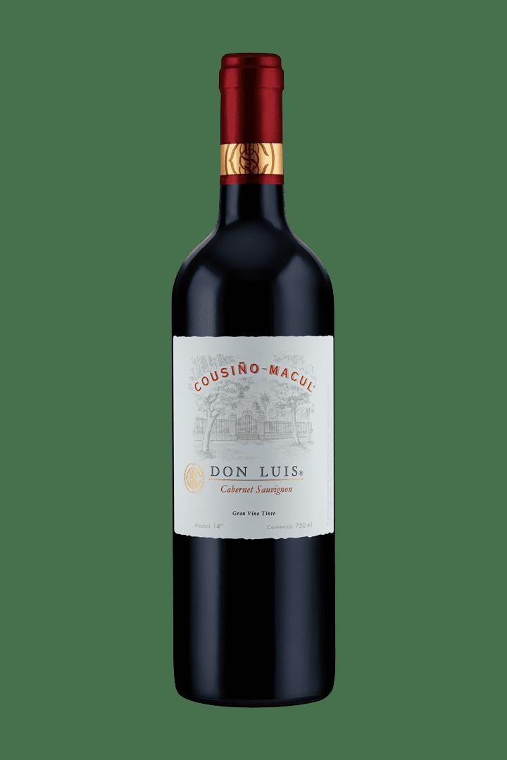 Vino Cousino-Macul Don Luis 750 Ml Cabernet Sauvignon