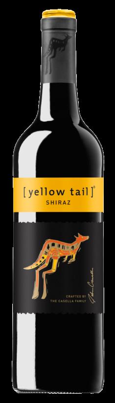 Vino Yellow Tail Shiraz 750 Ml