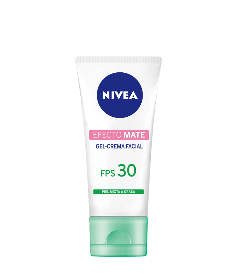 Crema Nivea Cuidado Mate Fps30 - 50 Ml