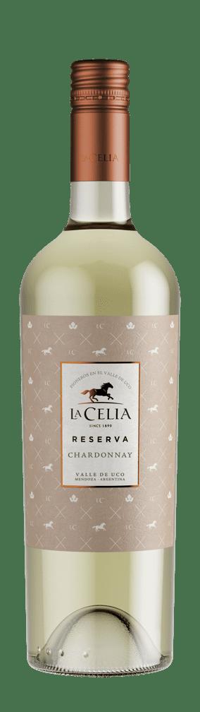 Vino La Celia 750 Ml Reserva Blanco