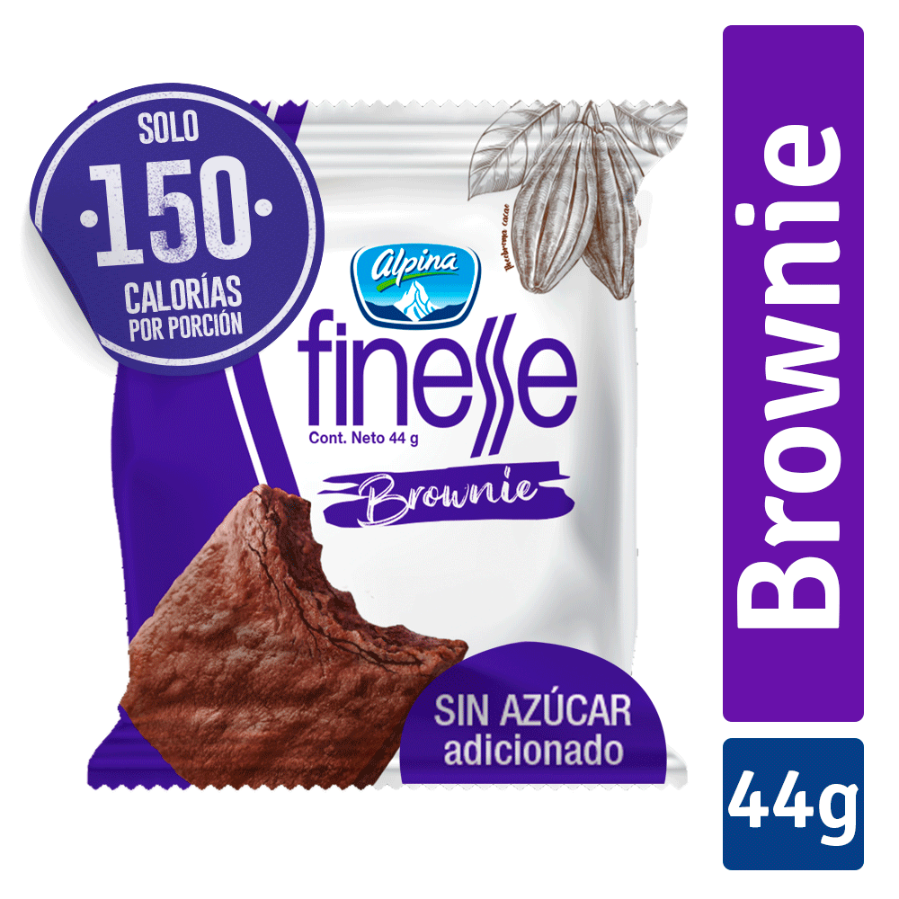 Brownie Finesse 44G