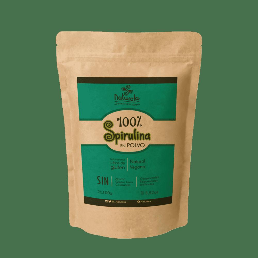 Espirulina Naturela 100 100 G