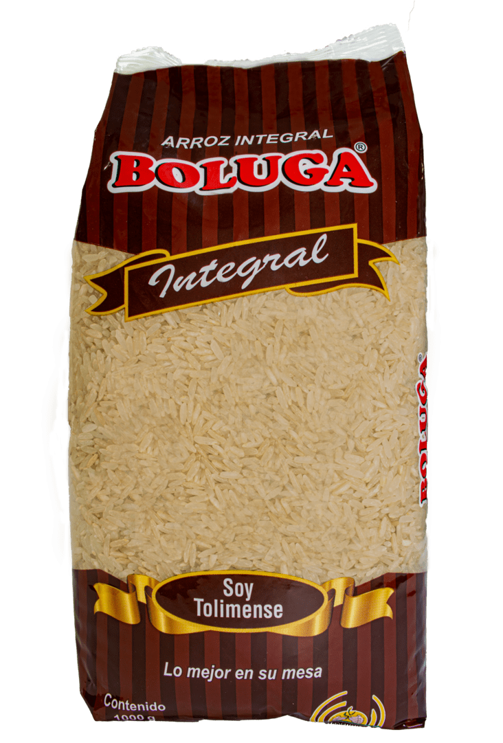 Arroz Boluga Integral 1000 G