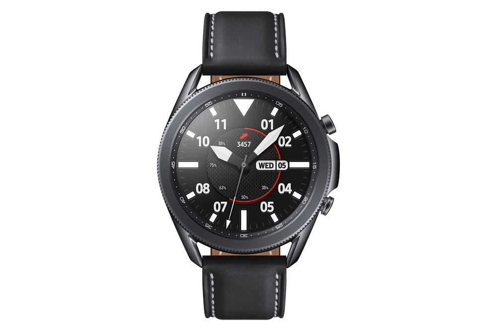 Reloj Samsung Galaxy Watch3 Negro 45Mm