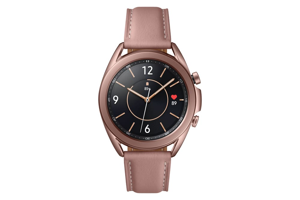 Reloj Samsung Galaxy Watch3 Dorado 41Mm