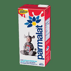 Leche Parmalat Brick Uht Vitamina D 946 Ml